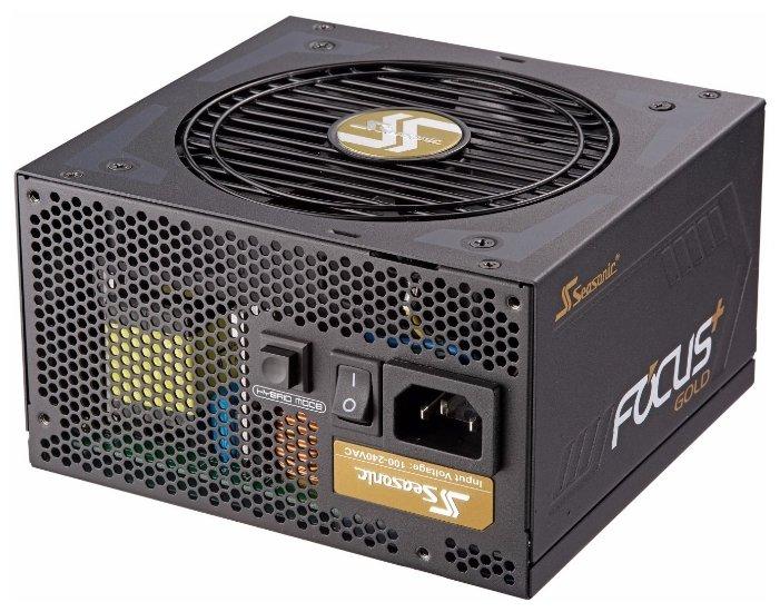Блок питания Sea Sonic Electronics FOCUS Plus Gold 1000W