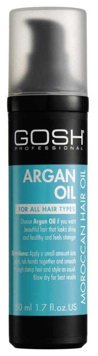 GOSH Argan Oil Аргановое масло для волос
