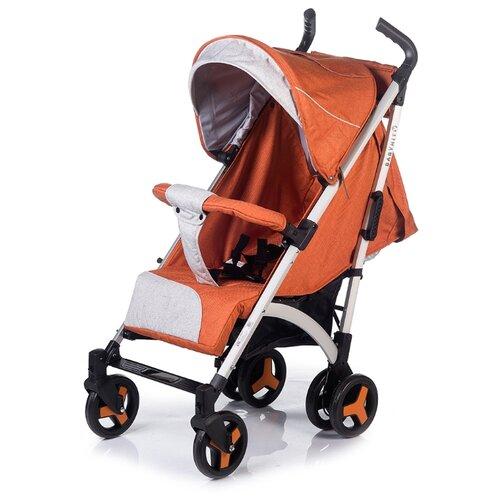 Прогулочная коляска Babyhit Rainbow XT оранжевый под ленКоляски<br>