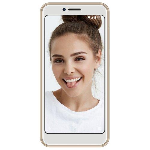 Смартфон INOI 3 Lite золотой inoi 3 lite black смартфон