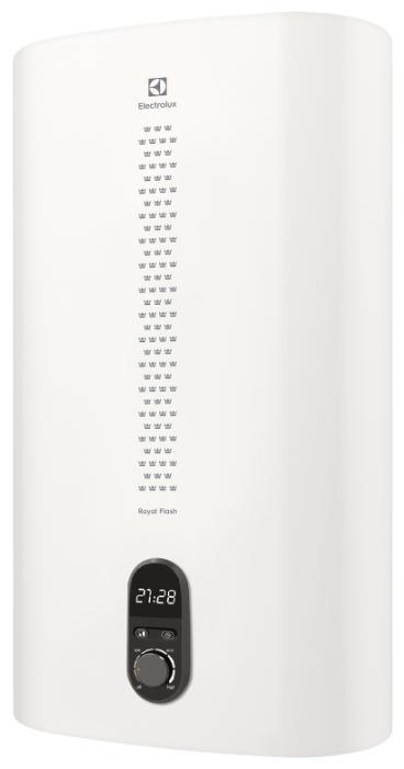 Накопительный электрический водонагреватель Electrolux EWH 50 Royal Flash