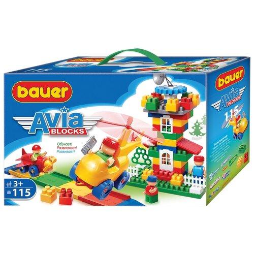 цена на Конструктор Bauer Авиа 245 115 элементов