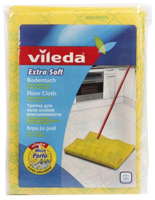 Тряпка для пола Vileda Extra Soft