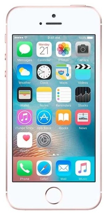 Apple Смартфон Apple iPhone SE 128GB восстановленный