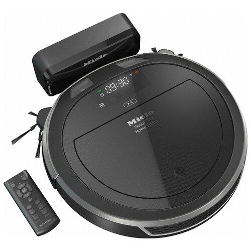 Робот-пылесос Miele SLQL0 30 Scout RX2 Home Vision графитовый серый