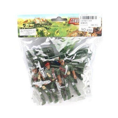 Набор фигурок Shantou Gepai Combat 459 пистолет shantou gepai call of