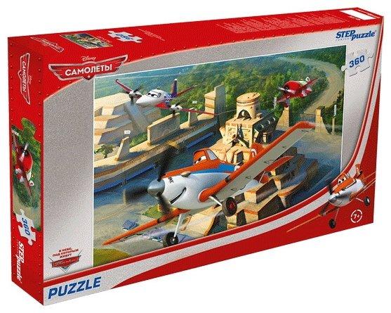 Пазл Step puzzle Disney Самолёты (96023), 360 дет.