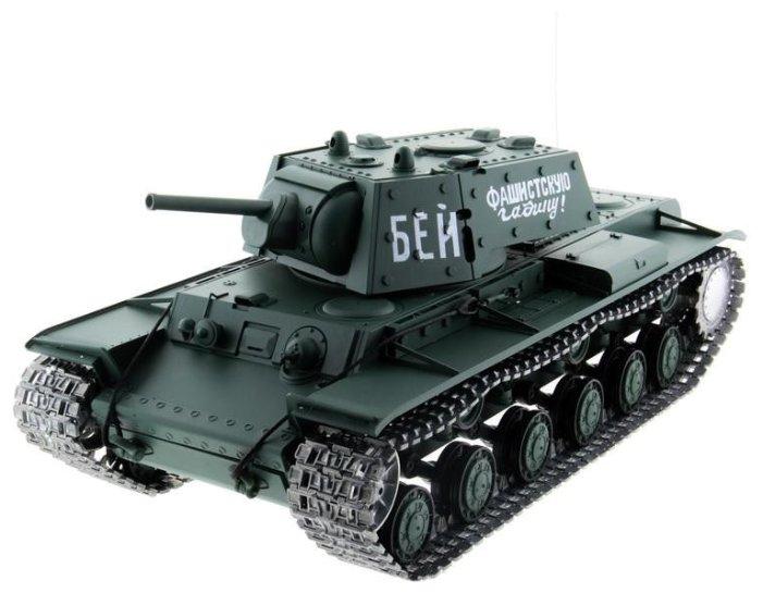 Танк Heng Long KV-1 (3878-1) 1:16 42.5 см фото 1