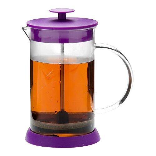Френч-пресс MAYER & BOCH 25740 (0,35 л) фиолетовыйФренч-прессы и кофейники<br>