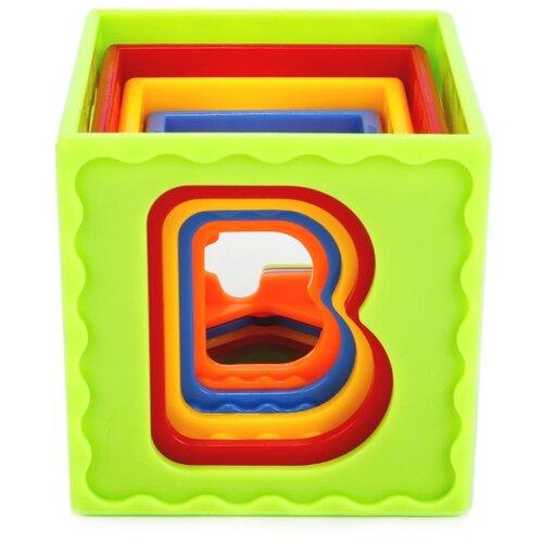 Пирамидка Умка из кубиков