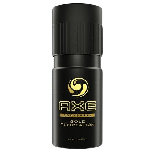 Дезодорант спрей Axe Gold Temptation, 150 мл axe дезодорант аэрозоль excite 150 мл