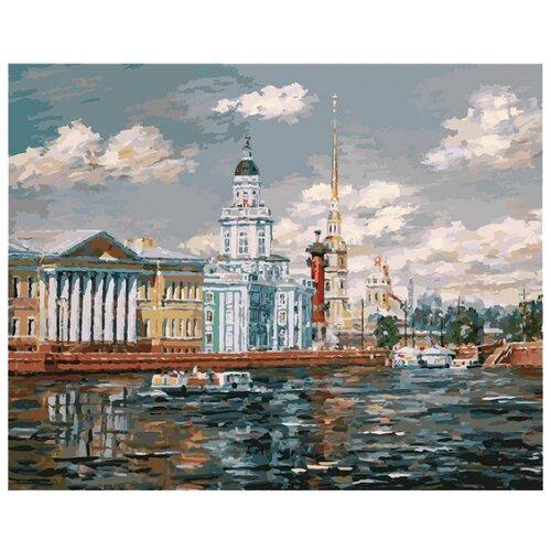 Купить Белоснежка Картина по номерам Кунсткамера 40х50 см (077-AB), Картины по номерам и контурам