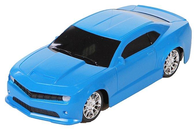 Легковой автомобиль Yako Super Racing (Y19242010) 1:24 18 см