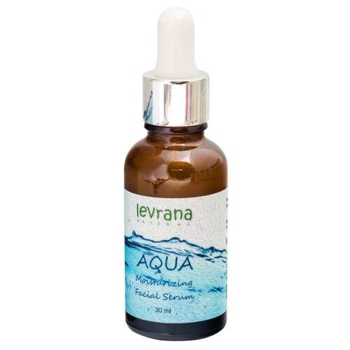 Levrana Увлажняющая сыворотка для лица Aqua, 30 мл