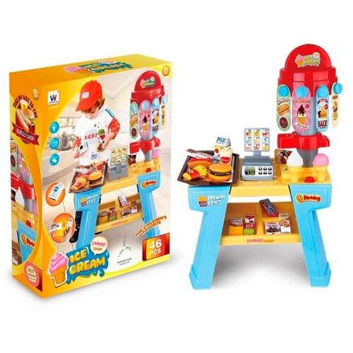 Купить Магазин Shantou Gepai 46 предметов (Y14016071), Играем в магазин