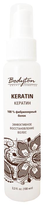Купить Bodyton Кератин для волос, 100 мл по низкой цене с доставкой из Яндекс.Маркета