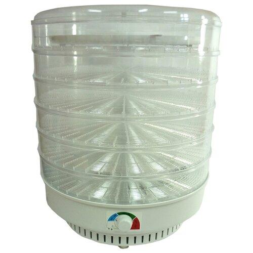 Сушилка Спектр-Прибор ЭСОФ -2-0,6/220 Ветерок-2 прозрачный (6 поддонов) прозрачный