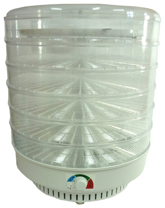 Спектр-Прибор Сушилка Спектр-Прибор ЭСОФ -2-0,6/220 Ветерок-2 прозрачный (6 поддонов)
