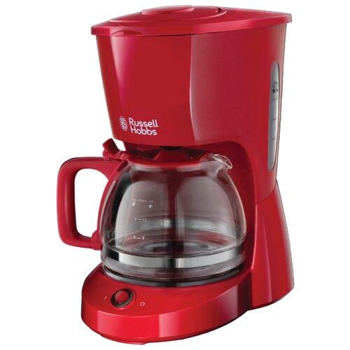 Кофеварка Russell Hobbs 22611-56 красныйКофеварки и кофемашины<br>