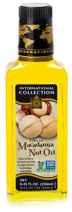 International Collection Масло Virgin macadamia nut