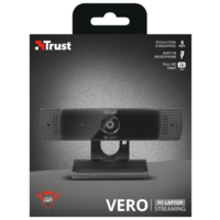Веб-камера Trust GXT 1160 Vero Streaming Webcam черный