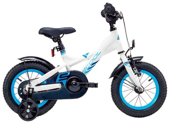 Велосипеды Детские Scool XXlite 12 Steel (2018)