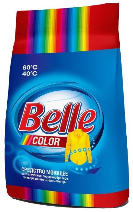 Стиральный порошок Belle Color Automat
