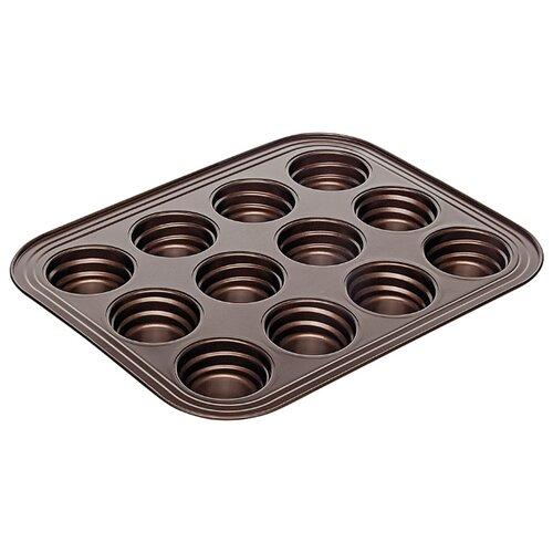 Форма для кексов Nadoba Liba 761117 (38х30х4 см)