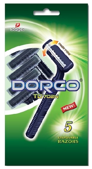 Бритвенный станок Dorco TD702N