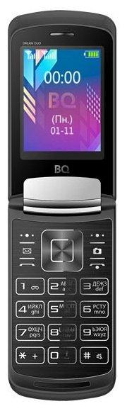 Телефон BQ 2433 Dream DUO — купить по выгодной цене на Яндекс.Маркете