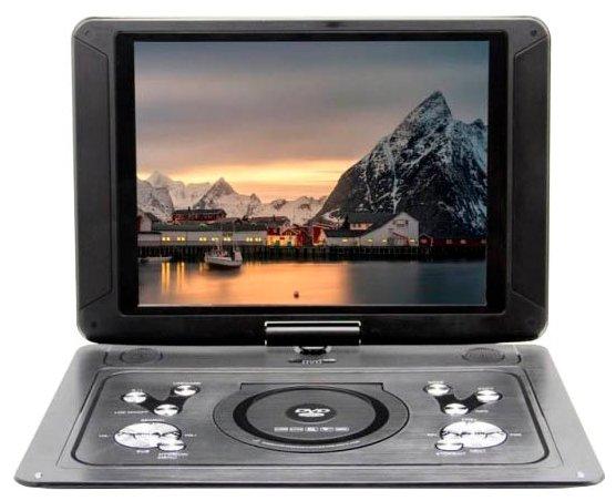 Eplutus 15.3 дюймов DVD плеер портативный с цифровым тюнером DVB-T2 LS-153T