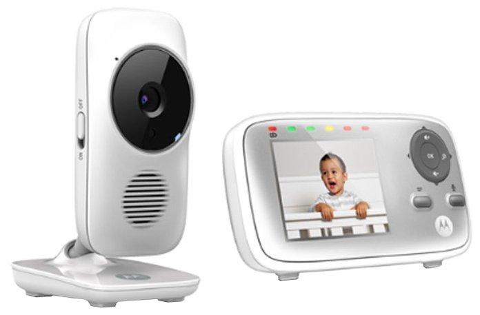 Цифровая видеоняня Motorola MBP483