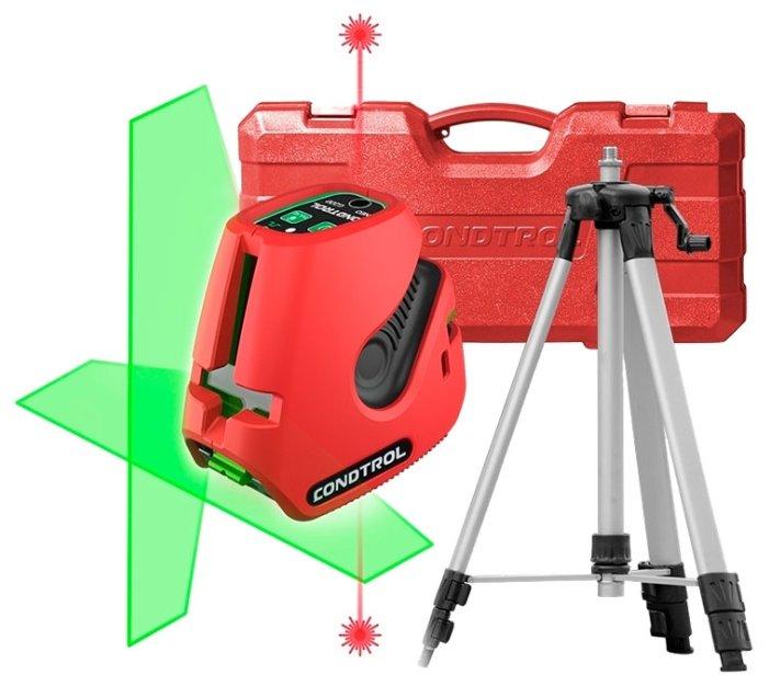 Лазерный уровень Condtrol Neo G220 Set (1-2-137) со штативом