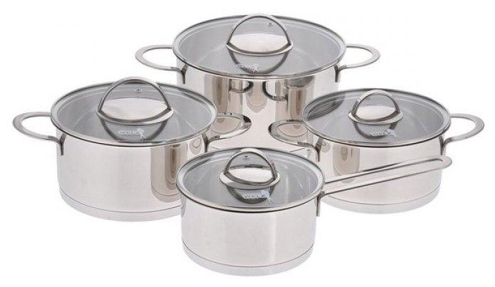 Набор посуды Augustin Welz AW-2200 8 пр.