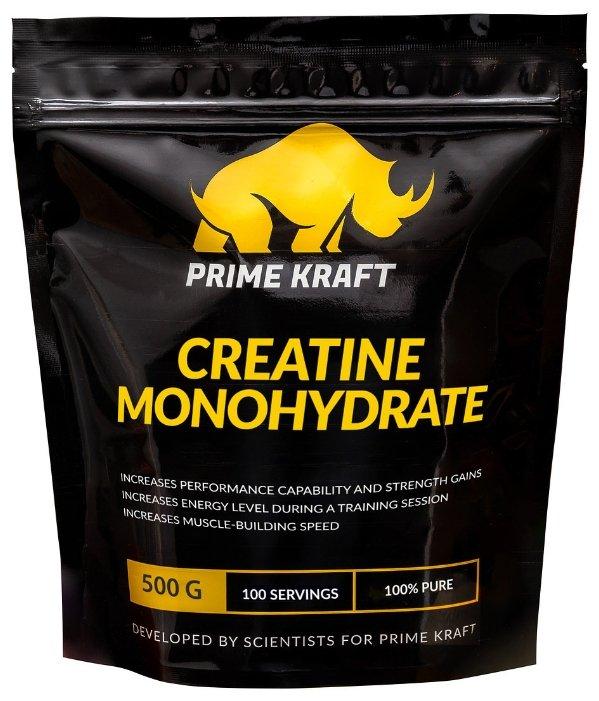 Креатин Prime Kraft Creatine Monohydrate (500 г)