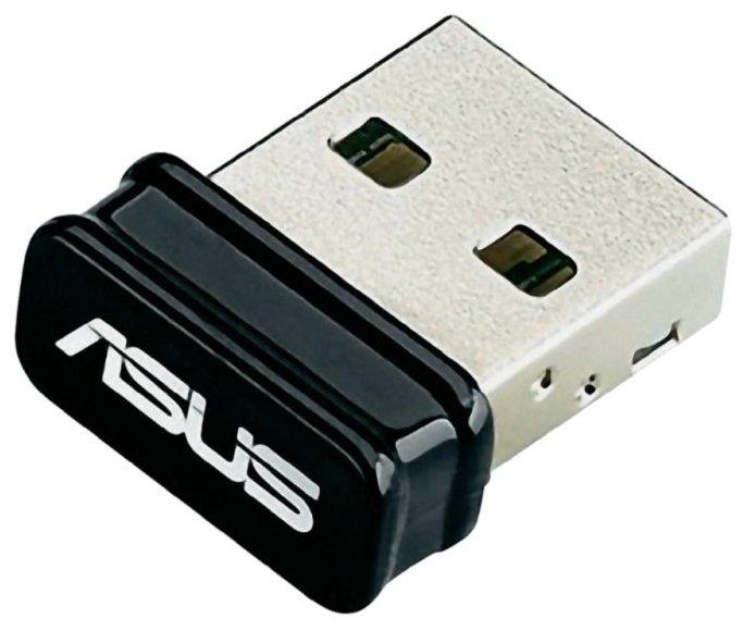 Wi-Fi адаптер ASUS USB-N10 Nano