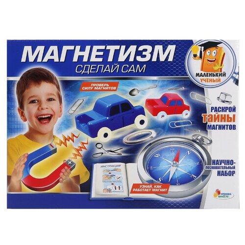 Купить Набор Играем вместе Магнетизм (TXL-156-R), Наборы для исследований