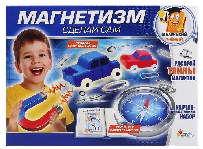 Набор Играем вместе Магнетизм (TXL-156-R)