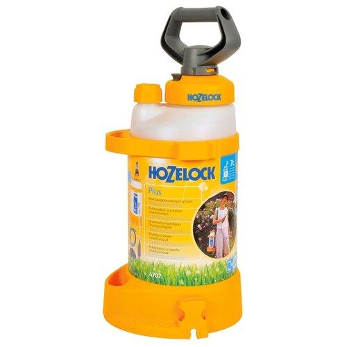 Опрыскиватель HOZELOCK Plus 4707 7 л белый/желтый