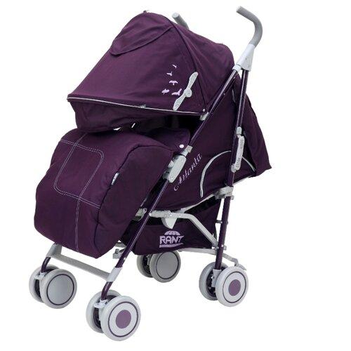 Купить Прогулочная коляска RANT Atlanta 2018 purple rose, Коляски