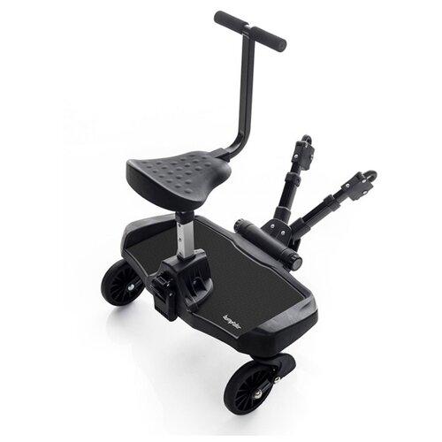 Bumprider Подножка Sit для второго ребенка с сиденьем Black 51291-4004 черный