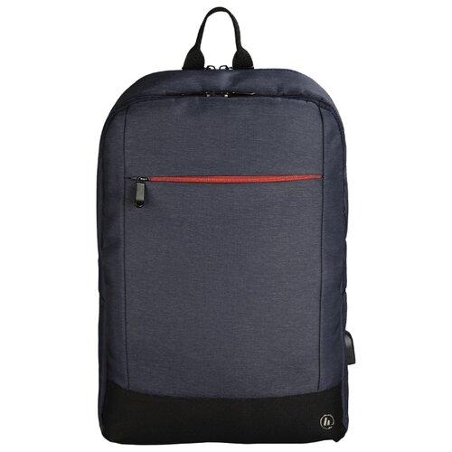 Рюкзак HAMA Manchester Notebook Backpack 15.6 blue цена 2017