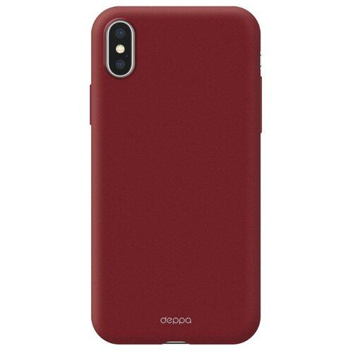 Купить Чехол Deppa Air Case для Apple iPhone X/Xs красный