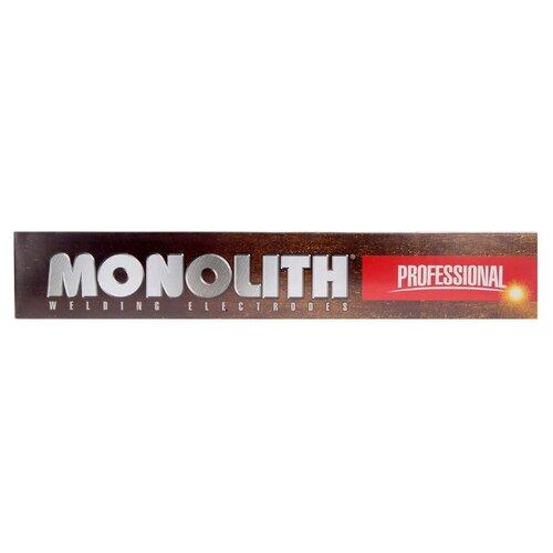 Электроды для ручной дуговой сварки PlasmaTec Monolith Professional 3мм 1кг