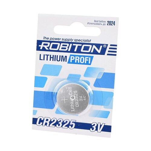 Батарейка ROBITON Lithium Profi CR2325, 1 шт. недорого