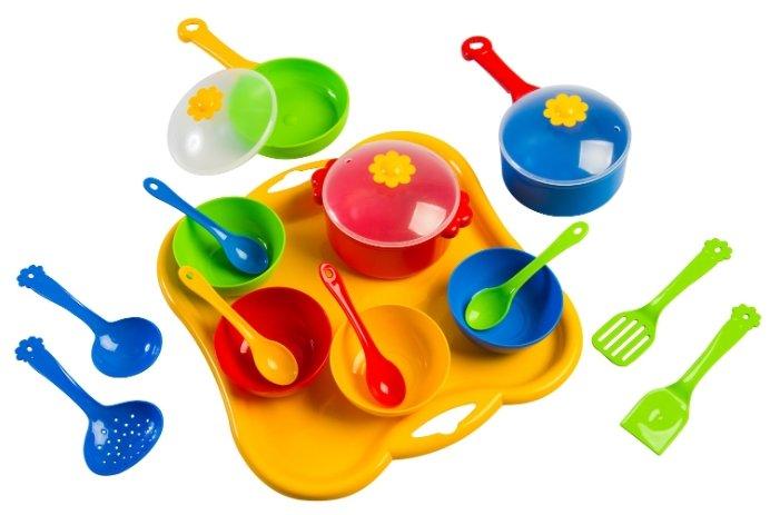 Набор посуды Тигрес Ромашка 39146