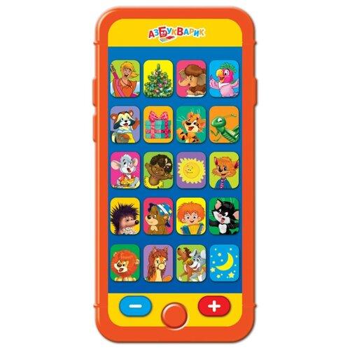 Интерактивная развивающая игрушка Азбукварик Мультиплеер Солнышко оранжевый интерактивная развивающая игрушка азбукварик мультиплеер песенки в шаинского зеленый