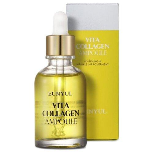 Eunyul Ampoule Vita Collagen Сыворотка ампульная для лица витаминная с коллагеном 30 мл