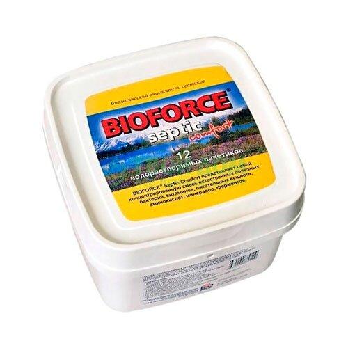 цена на Bioforce Биологический очиститель Septic Comfort 12 шт.