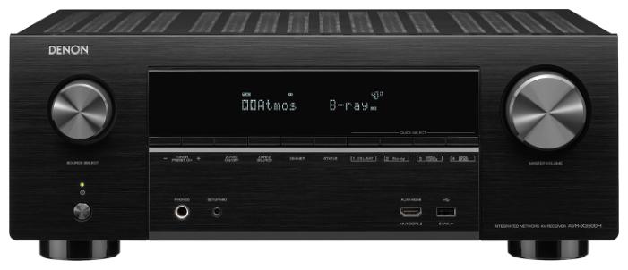 Купить AV-ресивер Denon AVR-X3500H в интернет-магазине на Яндекс.Маркете. Характеристики, цена AV-ресивер Denon AVR-X3500H на Яндекс.Маркете